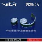 High quality OEM&ODM Leg bag straps made of Nylon&Silicone