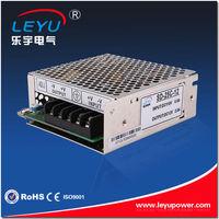 High Reliability 25W DC DC Converter 12V To 48V