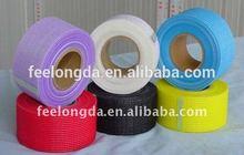 4.5 oz/m2 Excellent cohesive high strength adhesive fiberglass mesh tape
