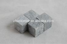 classico rocce pietra ollare naturale cubi bevanda whisky pietre