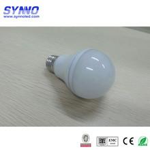 2014 AC100-240V die-cast aluminum hs code for light bulb
