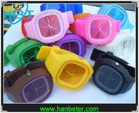 2014 wholesale 3ATM waterproof colorful interchangeable custom watch face
