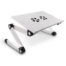 JLT Commercial Folding Adjustable Laptop Table