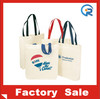 Supplier Customized cheap wholesale cotton canvas tote bag