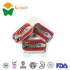 manufacturer 125g*50tins canned sardine maroc in oil 125g