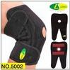 Dongguan spontaneous heating hiking knee pads for protection