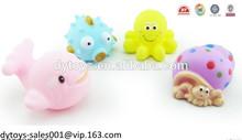 custom made animal toys plastic dolphin vinyl turtle PVC crocodile plastic octopus ICTI certified factory