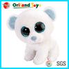 stuffed plush animal big eyed toys,pop eye animal toy,big eyes dog plush animated toy
