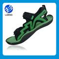 Barato venta al por mayor modelo plano de la sandalia 2013