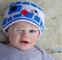 Free shipping Handmade Milk protein cotton yarn christmas hat amazingly soft baby hat