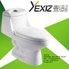 A3115 Cheap American Style Standard Siphonic One Piece Water closet Toilet Price
