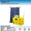 Own factory,home use 6w 7kw solar wind turbine hybrid system