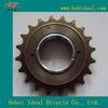 magnetic resistance exercise bicycle flywheel/steel flywheel