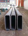 Soldada cuadrado de tubería de hierro fabricante
