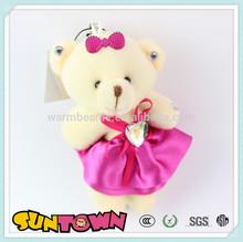 diamond bear for gift, Beautiful Plush Bear bouquet ,wedding bear bouquet