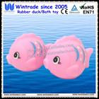 Aquarium floating plastic fish/pvc sea animal toy bath fish