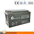 sistema de energía solar sin necesidad de mantenimiento de la batería de ups