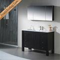 double salle de bain miroir armoire de toilette matériel