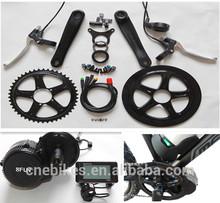 Novel item! newest Mid Motor Electric Bike 8FUN kit bicycle electric