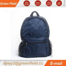 Folded kids backpack fold up travel backpack folded kids backpack