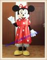 mascote traje minnie mouse