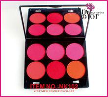 2014 New design blush palette