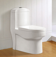 Cearmic water flush toilet closet wc model 8141