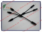 high watt solar panels PV Y branch connector.factory price and retail PPO material solar electric generator