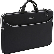 China supplier hot wholesale quality laptops neoprene bag waterproof and shockproof laptop case