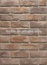 Competitive Price Brick Veneer,Artificial Stone Fence