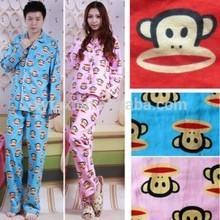 100%cotton flannel fashion fabric for pajamas