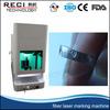 Jewelry ring marker laser marking machine