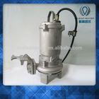 Horizontal Big Solid Waste Water Pump Customized