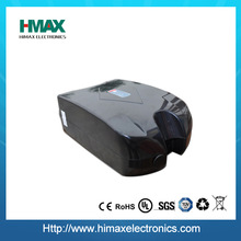 24v 10Ah lithium ion (frog case) electric bicycle vehicle battery pack