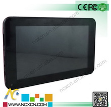 "7"" RK3026 Dual core,Cortex A9-1.0Ghz 512/4G 7 inch arm mali-400 3d gnu tablet pc"