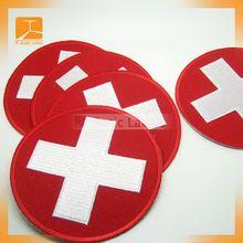 children embroidered badges