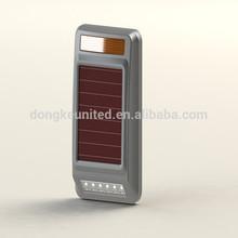 solar power wireless warning lamp security alarm shop