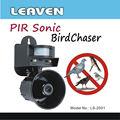 Ls-2001 elektronik pir sonik kuş kovucu