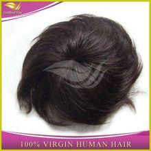 top quality 100%human hair cheap women toupee