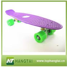 nickel board skateboard penny,fish plastic skateboard