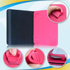 Top selling in style leather smart cover for ipad air 5