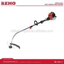 "25cc portable gasoline brush cutter 18"" gas lawn mower"