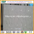 padrão de mármore branco pedra de quartzo da bancada da cozinha