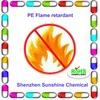 Best price SGS certificate brominated flame retardant pellet pe polyethylene modified plastic