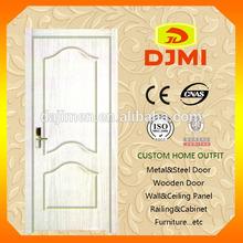 Turkey PVC/MDF Interior wooden door WY-2034