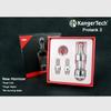 2014 alibaba Latest Kanger Protank 3 Cartomizer with Pyrex Tank protank3 Glassomizer
