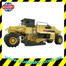 Highway Cold Recycling Used Asphalt Pavers Machinery