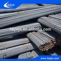 Hrb 400 barres d'armature en acier, à bas prix à l'exportation de barre en acier déformée, des barres de fer pour la construction