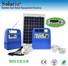 Own factory,home use 6w meanwell wind and solar power supply system 5kw