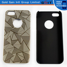 New 3d Sublimation Phone Case for iPhone 5s,High Quality Phone Accessory Case Cover for iPhone 5s